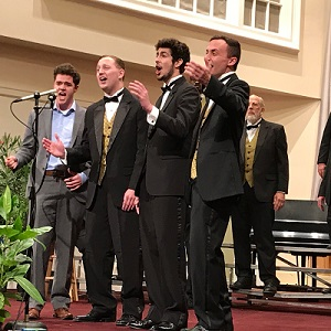Youth A Cappella Contest